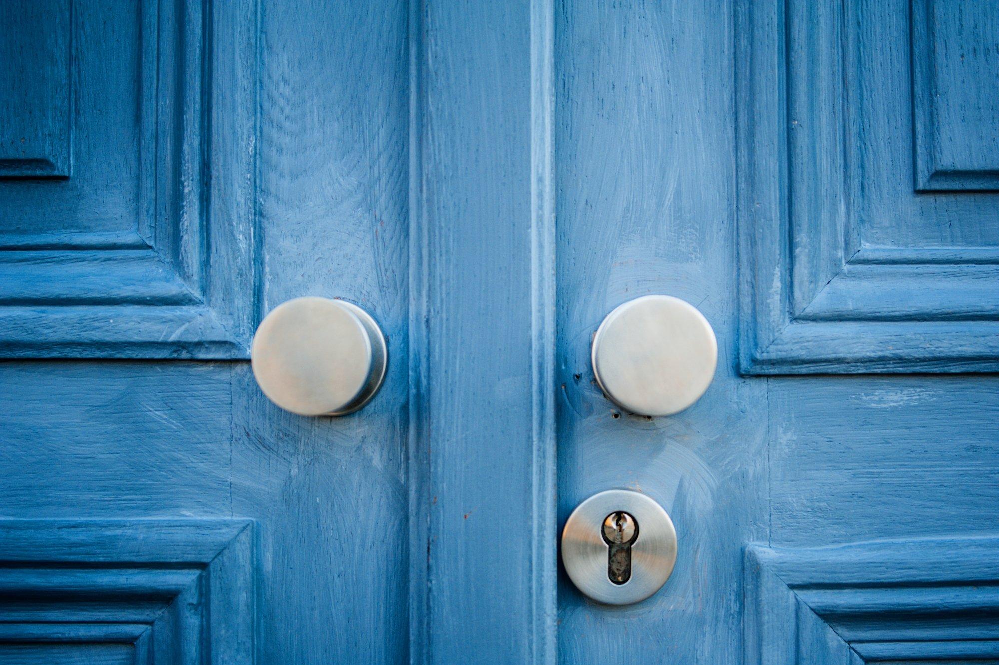 Elegant door handle